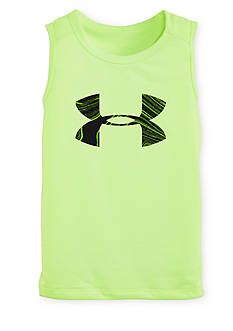 Under Armour Marbled Big Logo Tee Toddler Boys