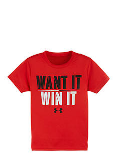Under Armour Want It Win It Tee Toddler Boys