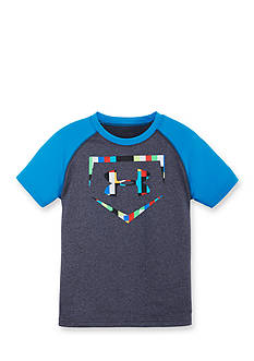 Under Armour Pixel Zoom Home Plate Tee Toddler Boys