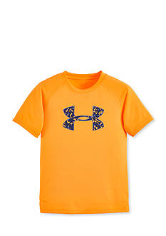 Under Armour Big Logo Micro Camo Tee Toddler Boys