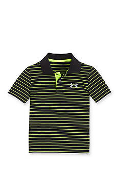 Under Armour Short Sleeve Stripe Polo