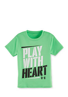 Under Armour Play With Heart Tee
