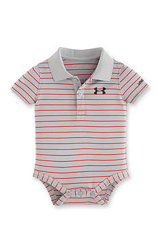 Under Armour Stripe Polo Bodysuit