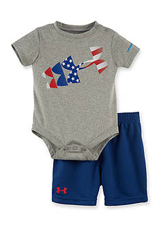Under Armour American Flag Set