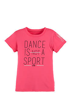 Under Armour Dance Is Not A Sport Tee Toddler Girls