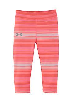 Under Armour Blurred Stripe Capri Leggings Toddler Girls