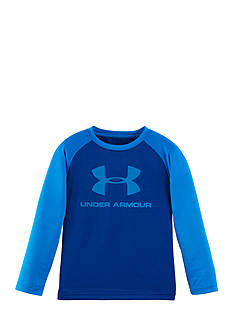Under Armour Core Branded Raglan Shirt Toddler Boys
