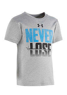 Under Armour Never Lose Tee Toddler Boys