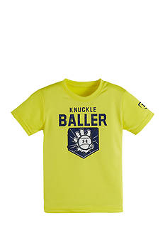 Under Armour Knuckle Baller Tee Toddler Boys