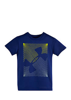 Under Armour First String Big Logo Tee Toddler Boys