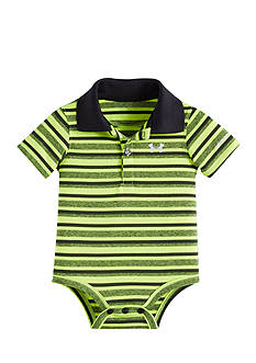 Under Armour Yarn Dye Stripe Polo One-Piece