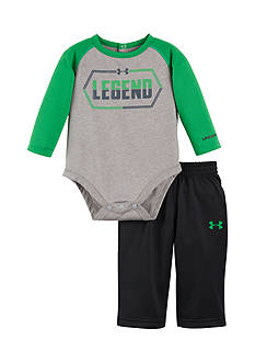 Under Armour Legend Bodysuit and Pant Set