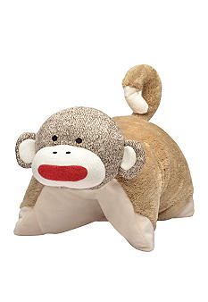 Rashti & Rashti Sock Monkey Pillow Buddy