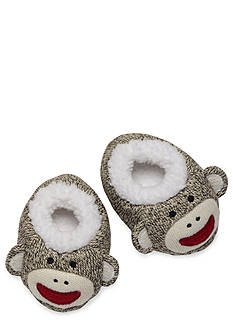 Rashti & Rashti Sock Monkey Booties