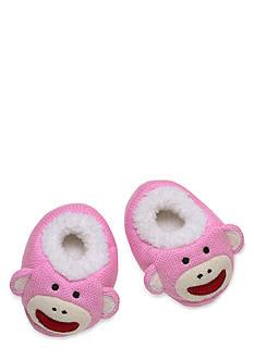 Rashti & Rashti® Sock Monkey Knit Booties