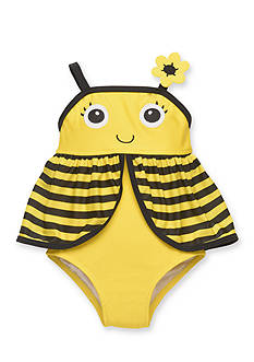 Candlesticks&reg Bumble Bee One Piece Swimsuit Toddler Girls