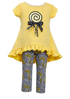 Bonnie Jean® Hi Lo Lollipop Swirl 2-Piece Set