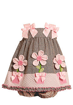 Bonnie Jean Flowerpot Dress