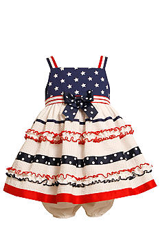 Bonnie Jean Americana Dress