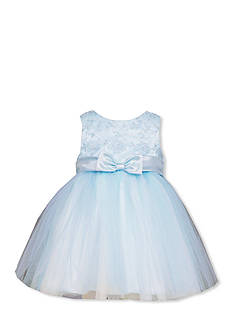 Bonnie Jean Embroidered Ballerina Dress Toddler Girls