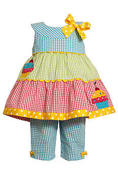 Bonnie Jean Tiered Cupcake Set Toddler Girls