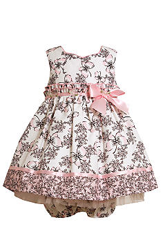 Bonnie Jean Butterfly Empire Dress