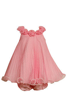 Bonnie Jean Crystal Pleat Dress