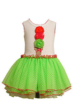 Bonnie Jean Ice Cream Tutu Dress
