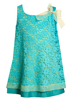 Bonnie Jean Lace Dress Toddler Girls