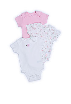 Little Me 3 Pack Bodysuits - Newborn