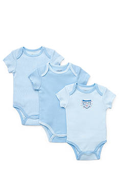 Little Me MVP 3-Pack Bodysuit