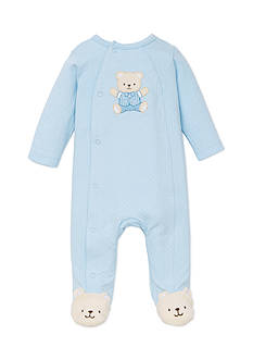 Little Me Cute Bear Footie