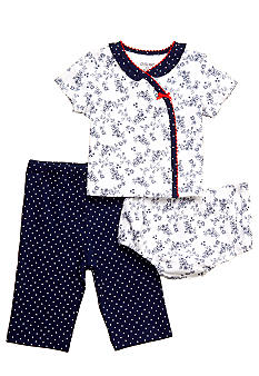 Little Me 3-Piece Pant Set