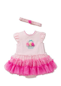 Little Me 2-Piece Ombre Tutu Popover Set