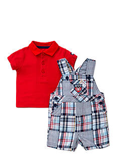 Little Me 2-Piece MVP Polo and Shortall Set