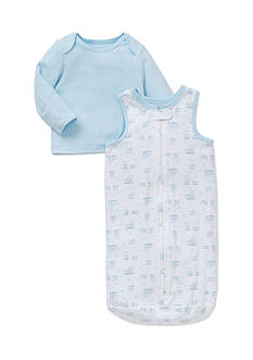 Little Me 2-Piece Sleeveless Gown and Long Sleeve Shirt Sleep Set