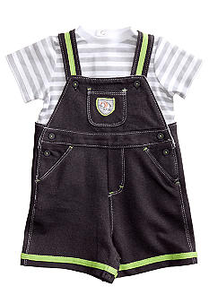 Little Me On Safari Shortall Set