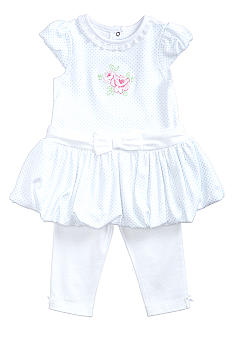 Little Me Dainty Blossoms Legging Set