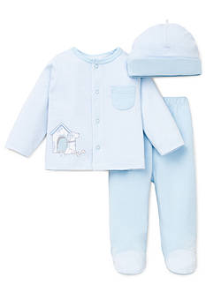 Little Me Playful Puppies Take Me Home 3-Piece Set