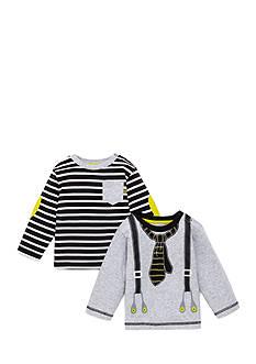 Little Me Novelty Tee Shirt 2-Pack