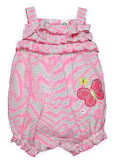Little Me Butterfly Sunsuit