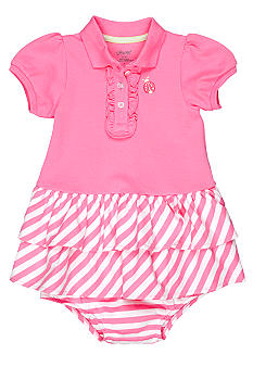 Little Me Ladybug Tennis Dress