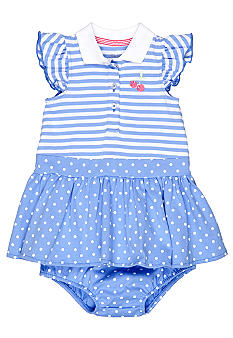Little Me Cherry Tennis Dress Set