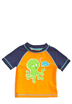 Little Me Octopus Rash Guard