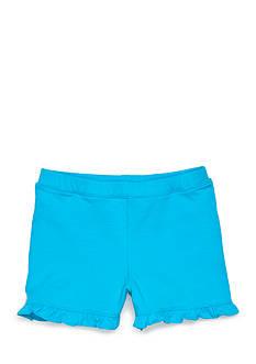 Nursery Rhyme Play™ Solid Ruffle Shorts