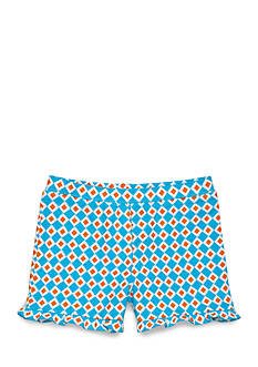 Nursery Rhyme Play™ Printed Ruffle Shorts