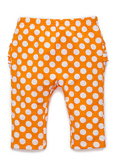 Nursery Rhyme Play™ Ruffle Back Dot Leggings