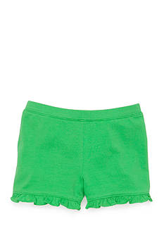 Nursery Rhyme Solid Ruffle Shorts