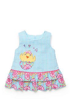 Nursery Rhyme Play™ Sleeveless Ruffle Chick Top