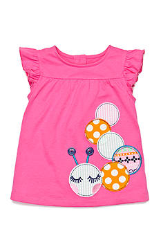 Nursery Rhyme Play™ Caterpillar Tunic Top